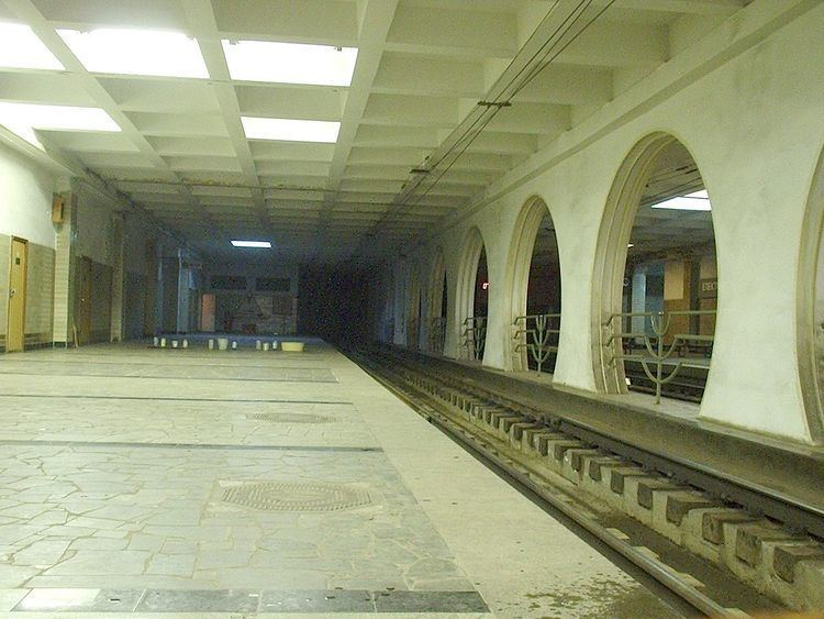 Elektrozavodska (Kryvyi Rih Metrotram)