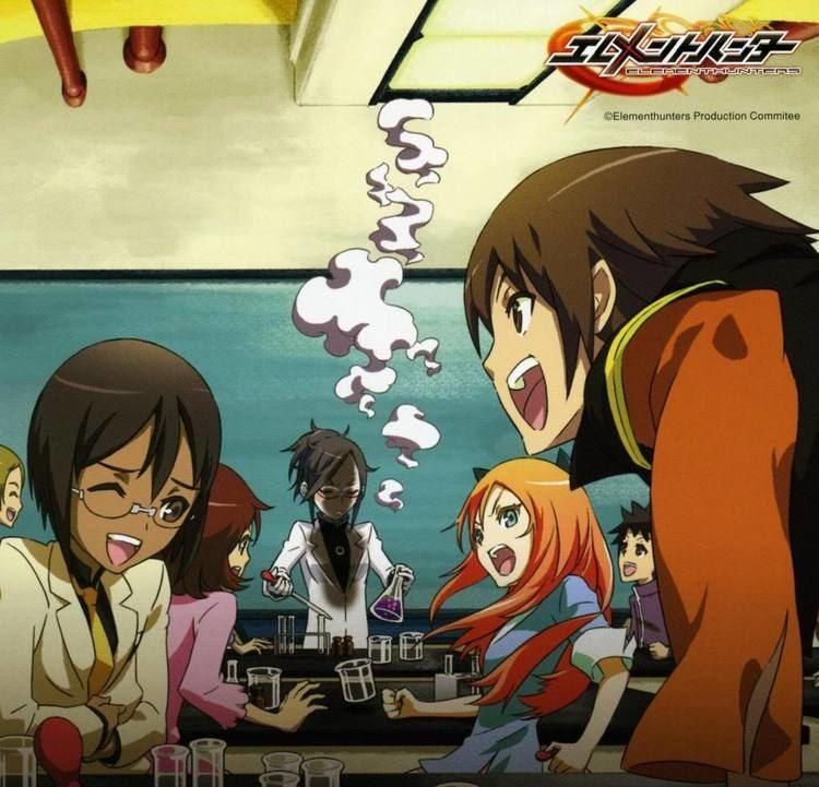 Element Hunters Element Hunters Zerochan Anime Image Board