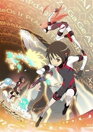 Element Hunters Element Hunters Pictures MyAnimeListnet