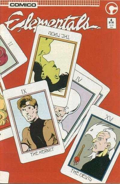 Elementals (Comico Comics) Elementals Comic Books for Sale Buy old Elementals Comic Books at