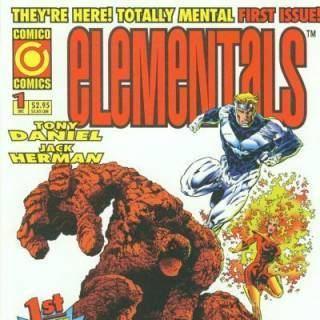 Elementals (Comico Comics) Monolith Character Comic Vine