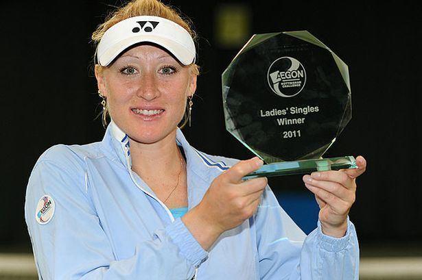 Elena Baltacha Tennis star Elena Baltacha dies of cancer at the age of 30