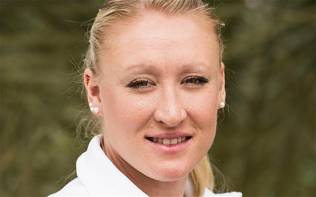 Elena Baltacha Former tennis player Elena Baltacha vows to fight liver