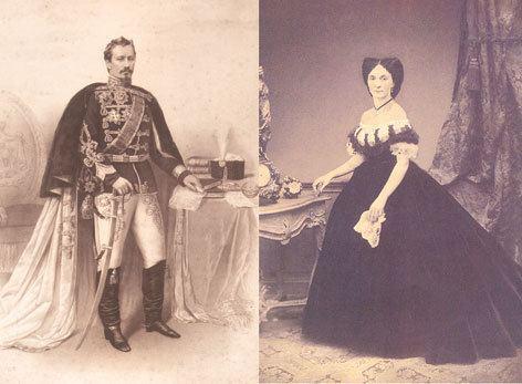 Elena Cuza Alexandru Ioan Cuza si Elena Cuza