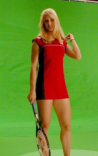 Elena Dementieva Are you playing Elena Dementieva