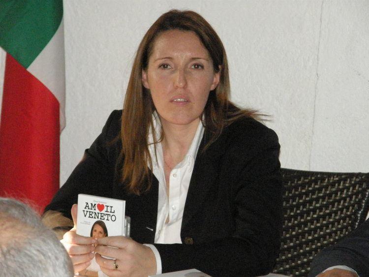 Elena Donazzan Elena Donazzan confermata tra gli assessori della Giunta