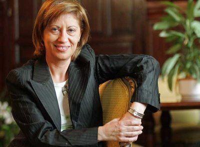 Elena Espinosa Rodman nombra vicepresidenta del astillero a la ex