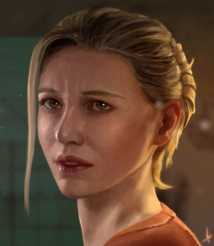 Elena Fisher Elena Fisher Uncharted 4 by AndWhatArt on DeviantArt