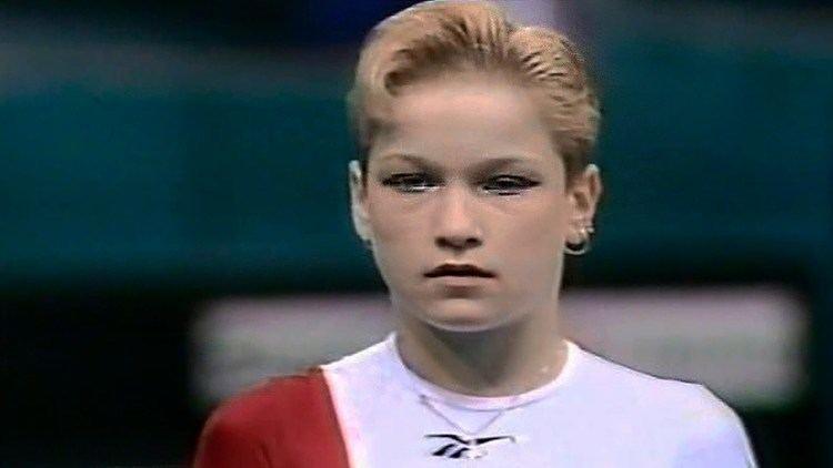 Elena Grosheva Elena Grosheva RUS VT TC Olympic Games Atlanta 1996 YouTube