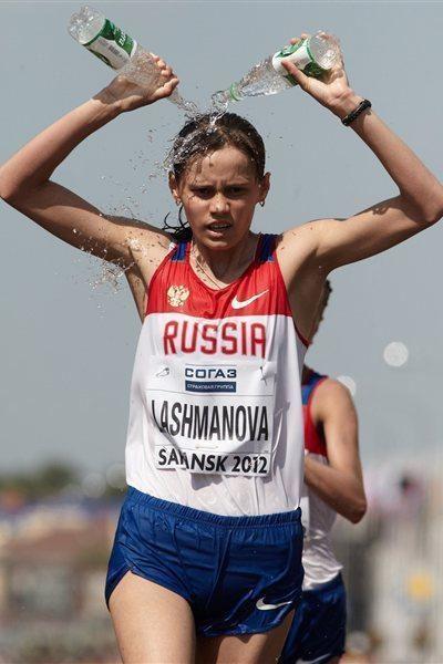 Elena Lashmanova IAAF