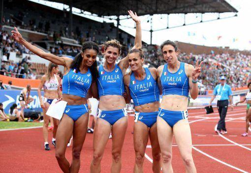 Elena Maria Bonfanti Rio 2016 tra gli atleti azzurri anche Elena Bonfanti lintervista