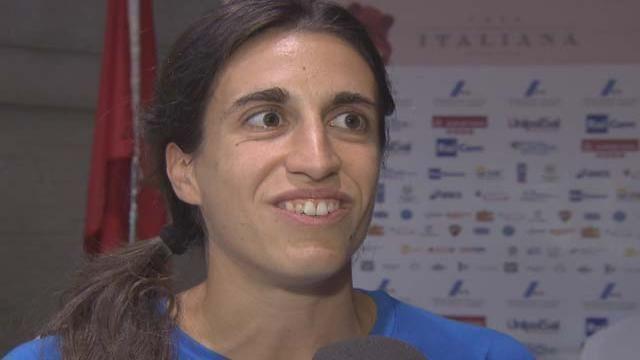 Elena Maria Bonfanti Intervista a Elena Bonfanti VIDEO Mondiali di Atletica RaiSport