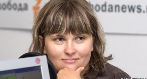 Elena Milashina Caucasian Knot Elena Milashina wins contest in memory of