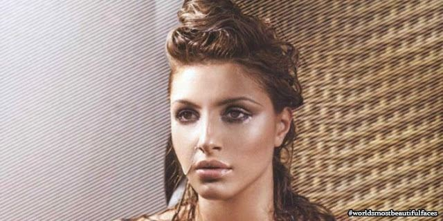 Elena Paparizou Helena Paparizou Worlds Most Beautiful Faces