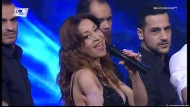 Elena Patroklou Eurovision 2015 Cyprus Elena Patroklou Hovig Panagiotis