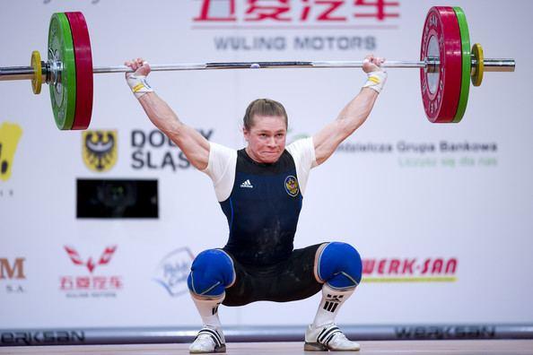 Elena Shadrina Elena Shadrina Photos Photos IWF World Weightlifting Championships