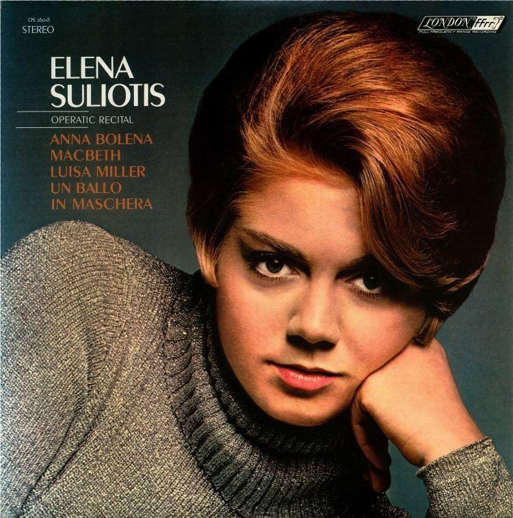 Elena Souliotis Elena Souliotis Archive Opera Forum at Opera Lively