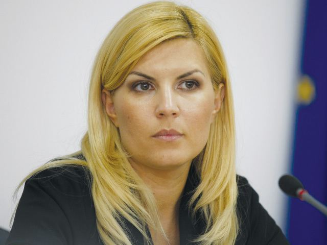 Elena Udrea Elena Udrea gets out of prison placed under house arrest