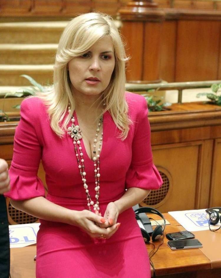 Elena Udrea Microsoft file Elena Udrea denounces delirium of