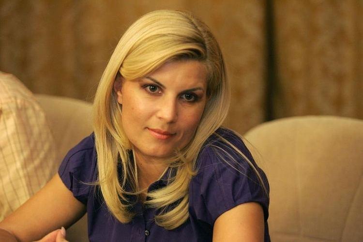 Elena Udrea Elena Udrea at ICCJ 39Case should not be called Gala Bute