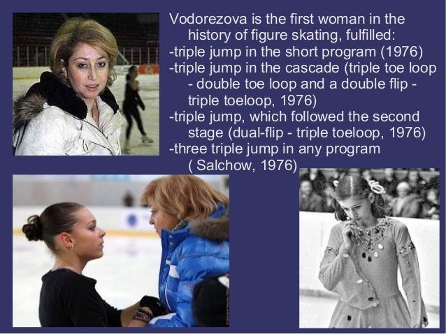 Elena Vodorezova Vodorezova Elena Germanovna