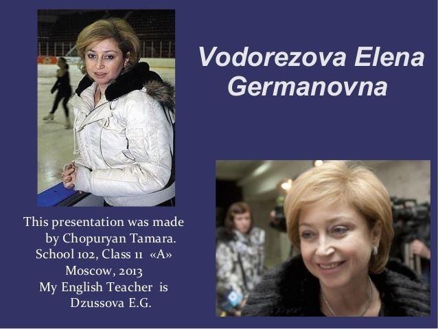 Elena Vodorezova vodorezovaelenagermanovna1638jpgcb1390390445
