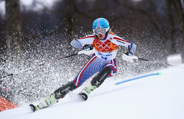 Elena Yakovishina Elena Yakovishina Photos Photos Alpine Skiing Winter Olympics