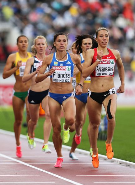 Eleni Filandra Eleni Filandra Photos Photos 21st European Athletics Championships
