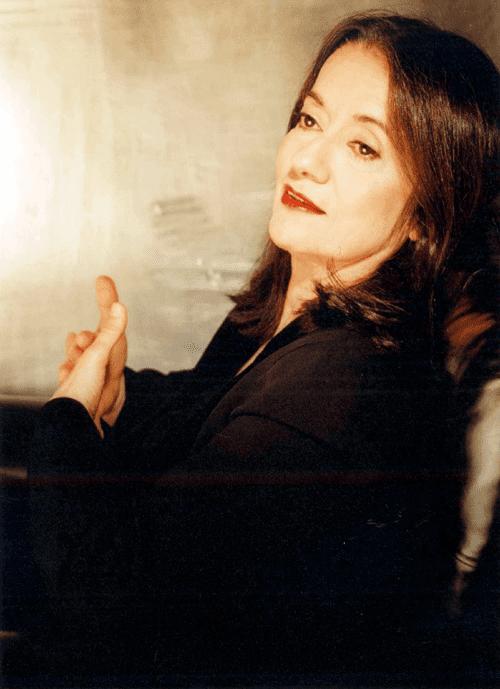Eleni Karaindrou Eleni Karaindrou The movies are an inspiration for