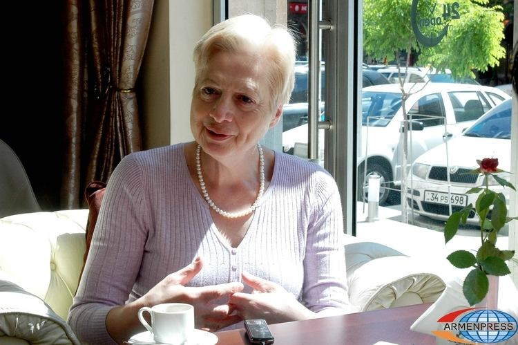 Eleni Theocharous Armenian Genocide recognition indispensable precondition