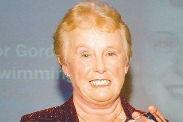 Elenor Gordon Hamilton Olympic swimmer Elenor Gordon McKay dies aged 81 Daily Record