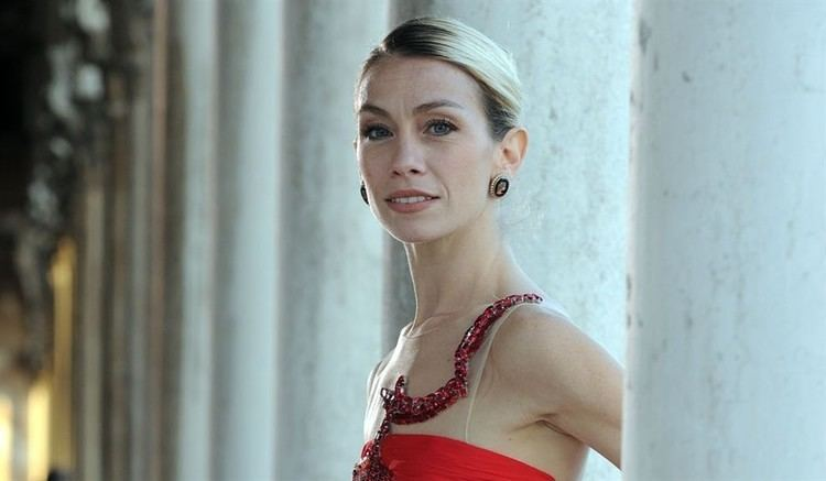 Eleonora Abbagnato Eleonora Abbagnato danza al concerto di Capodanno a
