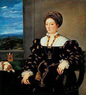 Eleonora Gonzaga, Duchess of Urbino httpsuploadwikimediaorgwikipediacommonsthu