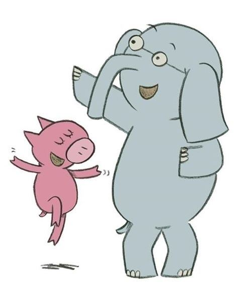 Elephant and Piggie Elephant and Piggie in a Play the beloved kids book