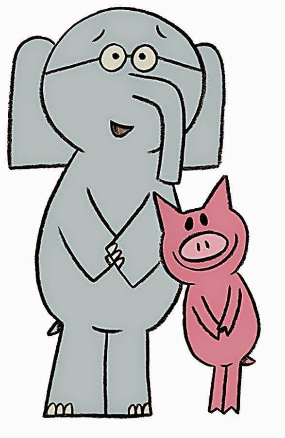Elephant and Piggie httpssmediacacheak0pinimgcom736xdae345