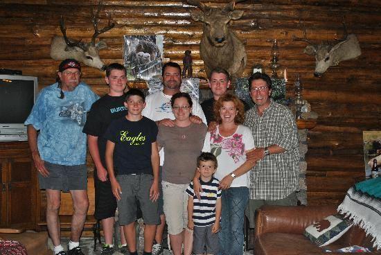 Elephant Head Lodge Last night at Elephant Lodge Picture of Elephant Head Lodge Cody