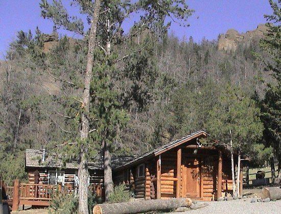 Elephant Head Lodge Elephant Head rock amp cabins Picture of Elephant Head Lodge Cody
