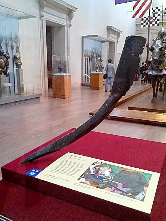 Elephant sword