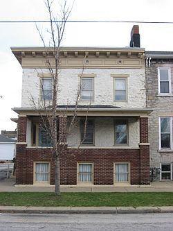 Eleutheros Cooke House (410 Columbus Avenue, Sandusky, Ohio) httpsuploadwikimediaorgwikipediacommonsthu