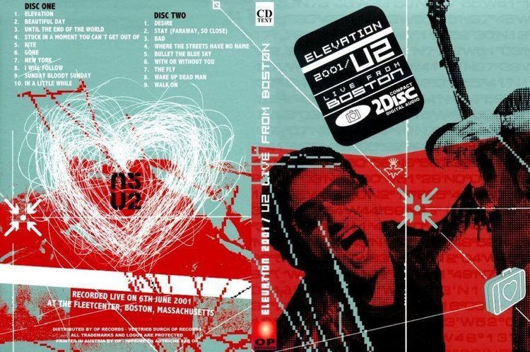 Elevation 2001: Live from Boston U2 Elevation 2001 Live from Boston Download full movies Watch