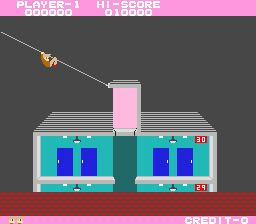 Elevator Action Elevator Action Videogame by Taito