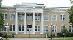 Eleventh District A & M School-South Georgia College Historic District httpsuploadwikimediaorgwikipediacommonsthu