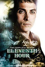 Eleventh Hour (U.S. TV series) Eleventh Hour TV Series 20082009 IMDb