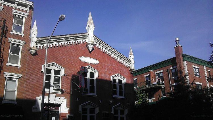 Eleventh Street Methodist Episcopal Chapel
