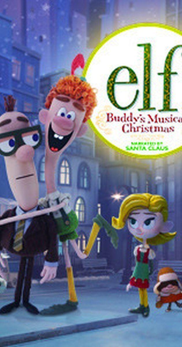 Elf: Buddy's Musical Christmas httpsimagesnasslimagesamazoncomimagesMM