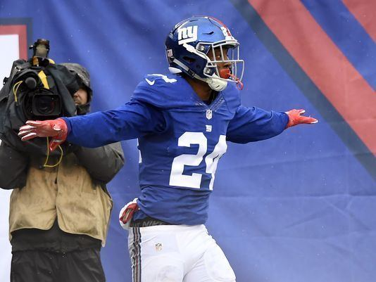 Eli Apple Giants CB Eli Apple to rookies Get ready to be overwhelmed
