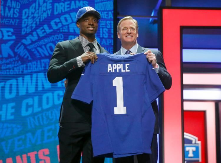 Eli Apple Giants select Eli Apple with 10th overall pick in NFL Draft NY