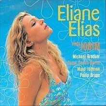 Eliane Elias Sings Jobim httpsuploadwikimediaorgwikipediaenthumb8