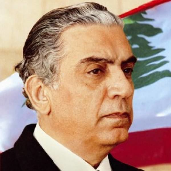 Elias Sarkis The Best Looking Presidents in Lebanon39s History Beirut