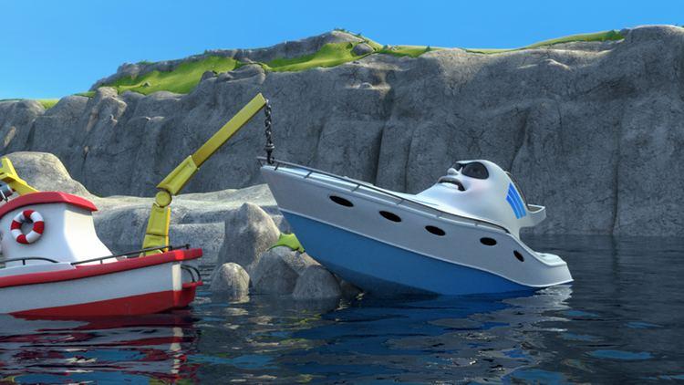 Elias: The Little Rescue Boat elias s3 CAOZ